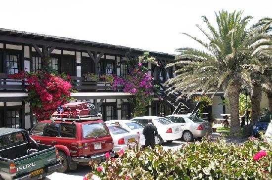 Hotel Europa Hof & Restaurant: courtyard1