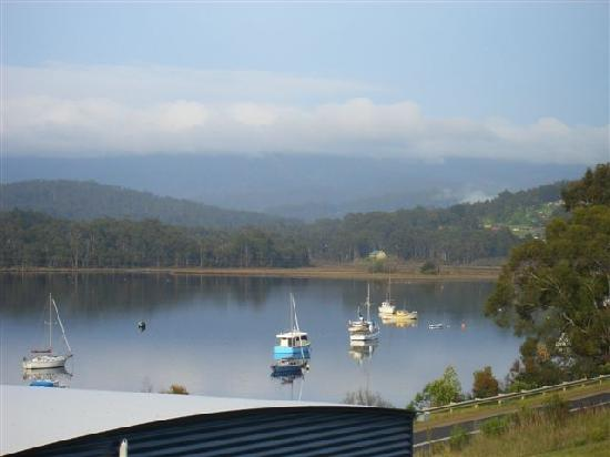 The Port Huon Cottages : more views from Port Huon Cottages