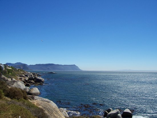 Cape Town Central, South Africa: Blue Indian ocean