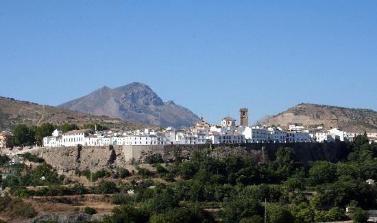 Priego de Cordoba, Ισπανία: Balcón del Adarve