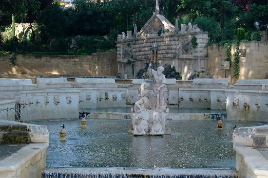 Priego de Cordoba, Spanje: Fuente del Rey