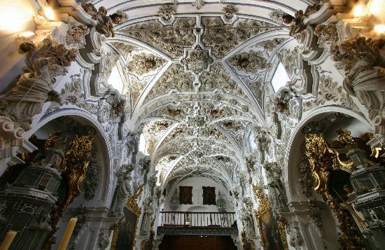 Priego de Cordoba, Hiszpania: Iglesia de la Aurora
