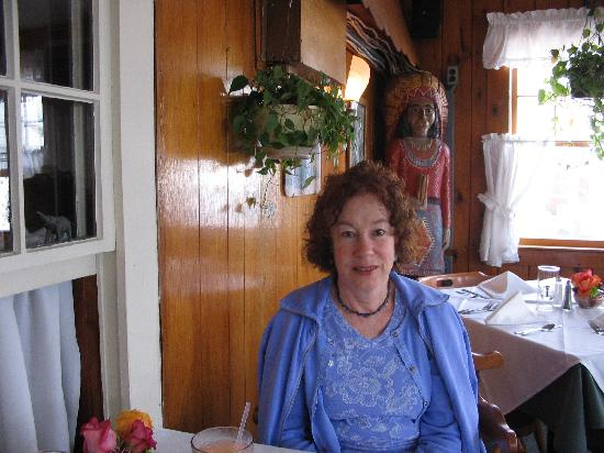 Gina's By The Sea: Gina's Knotty Pine Old Cape Interior