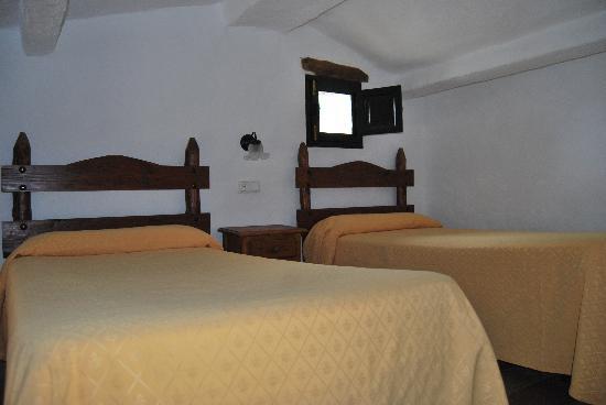 Hotel El Horcajo: le haut