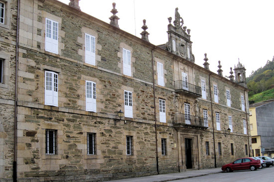 Hospedaje Seminario Santa Catalina: Fachada Seminario