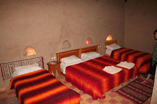 Guest House Merzouga: chambre