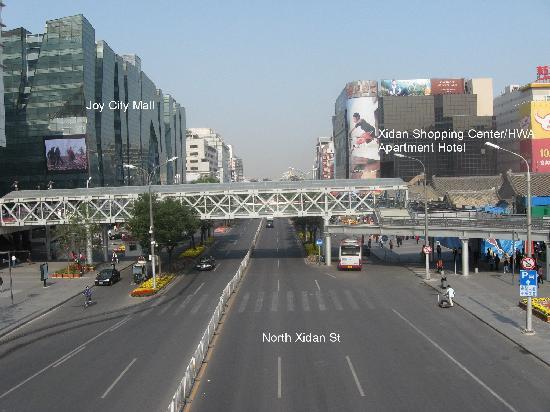 HWA (Apartment) Hotel: Xidan Shopping Center & N Xidan St