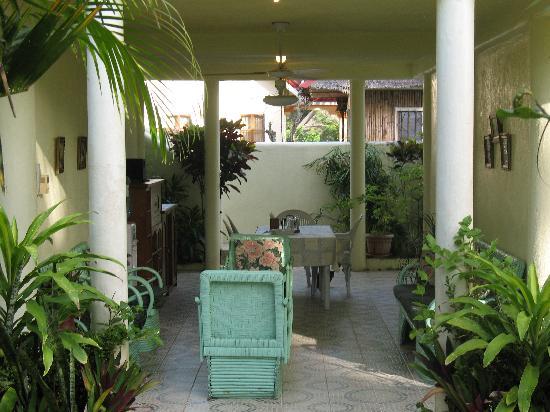 Dona Marta Boutique Hotel : Hotel grounds 2