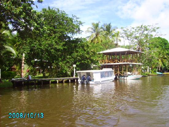 Hotel Manatus: Arriving at the Dock