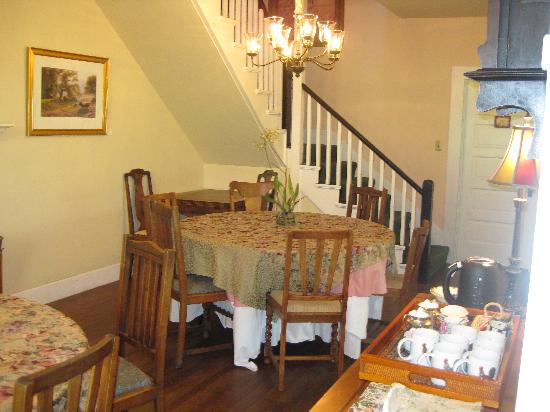 Sonoma Orchid Inn : Dining Area