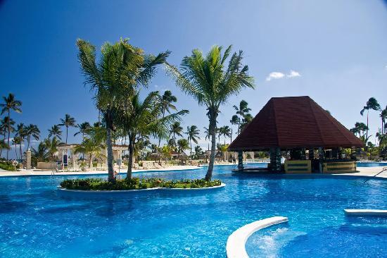 Luxury Bahia Principe Ambar Blue Don Pablo Collection: The pool