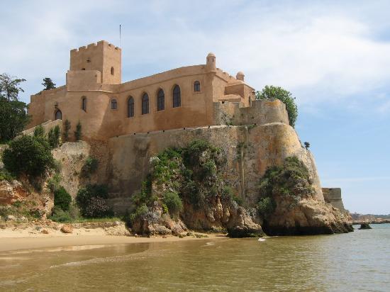 Rocha Brava Village Resort: Ferragudo castle