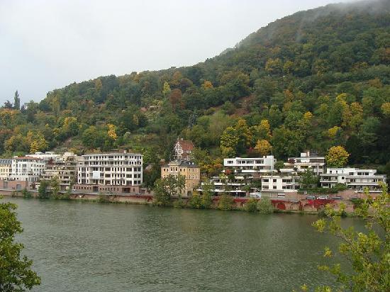Hotel Villa Marstall Heidelberg Germany
