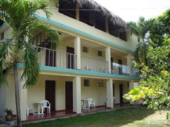 Zimmerfront Hotel Orchidee Sosua