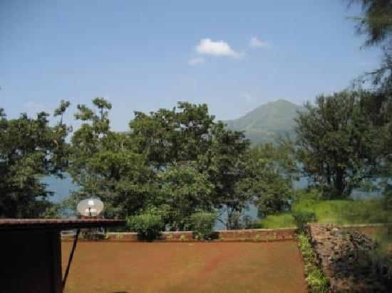 Green Gate Resort : View from the resort