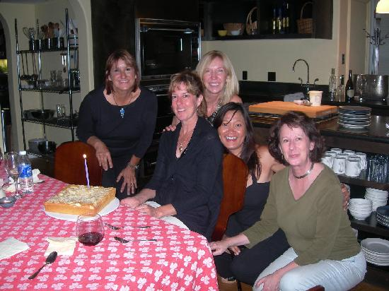 Su Nido Inn (Your Nest In Ojai): Ojai Culinary Cooking with Friends