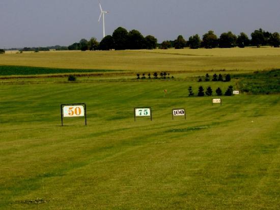 Ustronie Morskie, Polen: Altle Farm - Golf Driving Range