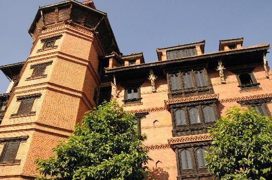 Kantipur Temple House: Entrée principale