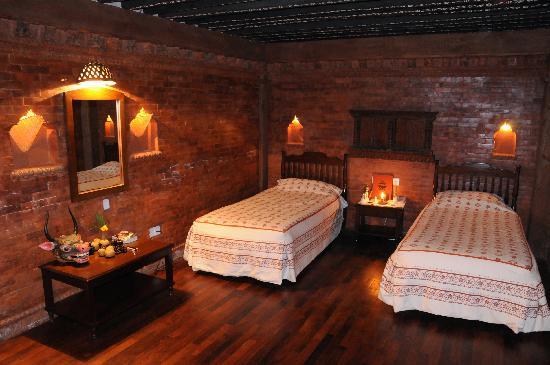Kantipur Temple House: Chambre 2