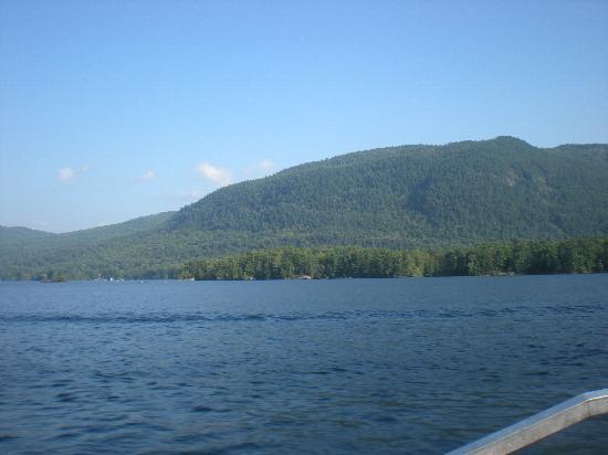 Golden Sands Resort on Lake George: Lake George