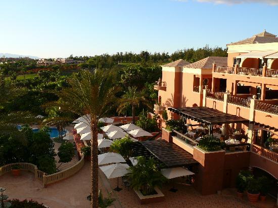 Hotel Las Madrigueras Golf Resort & Spa: Blick vom Zimmer