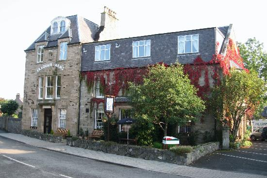 Innerleithen, UK: Traquair Arms