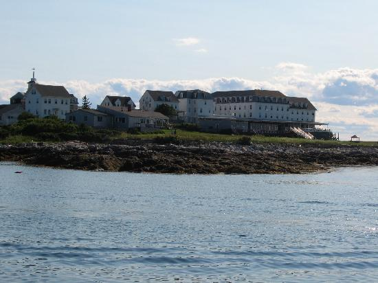Isles of Shoals: Star Island Hotel