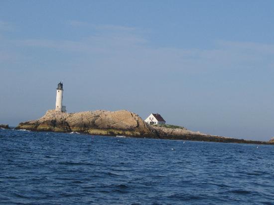 Isles of Shoals: Lighthouse Island