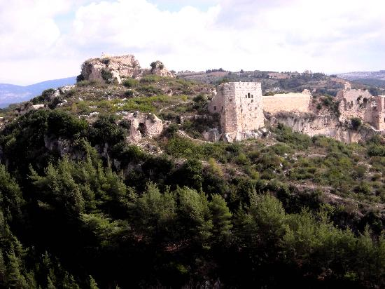 Safita, Syria: Saladin's Castle