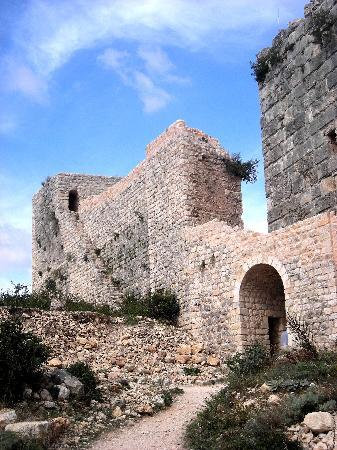 Safita, Сирия: Saladin's Castle
