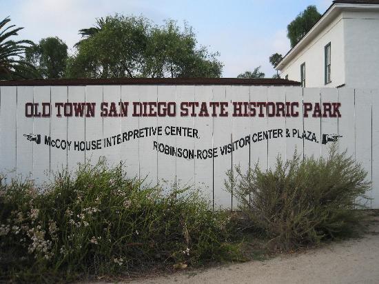 Picture of old town san diego state historic - Towne place at garden state park ...