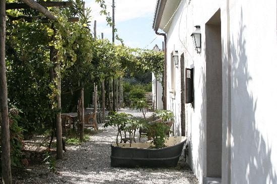 Masseria Astapiana Villa Giusso: The monk's cottages