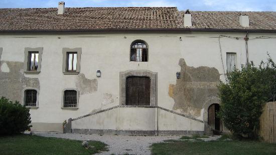 Masseria Astapiana Villa Giusso: The main building