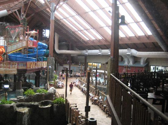 Six Flags Great Escape Lodge & Indoor Waterpark: Indoor water park