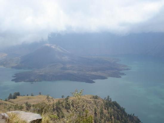 Mount Rinjani: Rinjani, Indonesia
