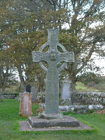 Caladh Sona : Kildalton Cross