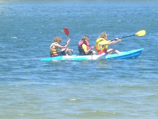Beach House Seaside Resort - Classic Holidays : Sailing Day