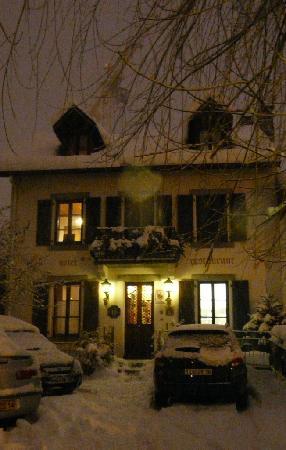 Hotel du Clocher : un soir de mars 2008