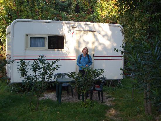 Camping Spartacus: the Chiocciola