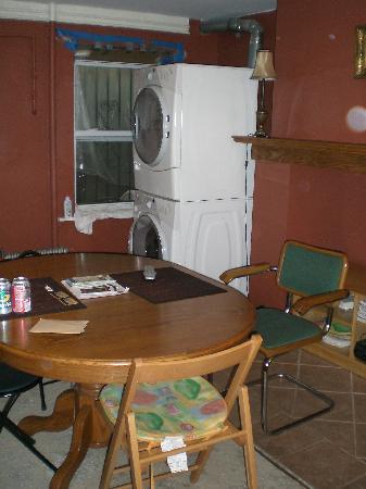 Brooklyn Suites: Wohnzimmer
