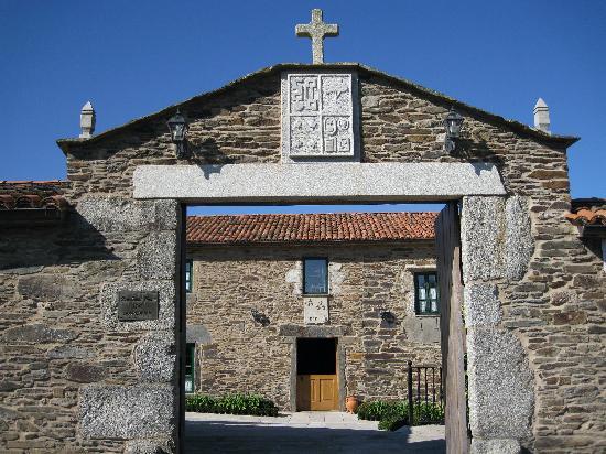 Arzua, Spanyol: Entrada
