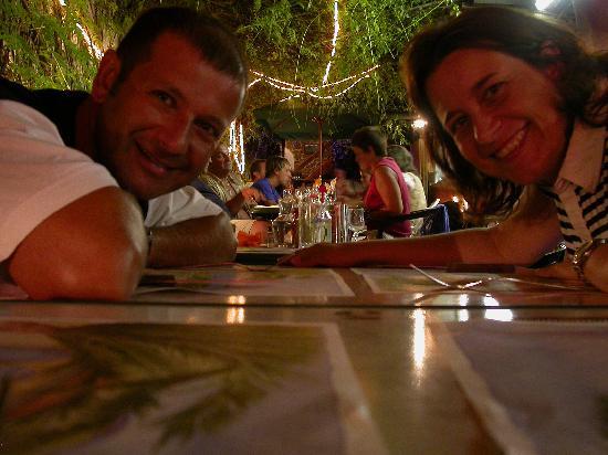 Hotel La Solenzara : Taverna Amadeus