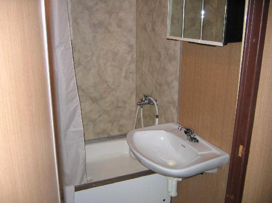 Hotel Tourist: bathroom