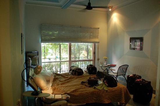 Beau Rivage Mekong Hotel: Standard ground floor room #1