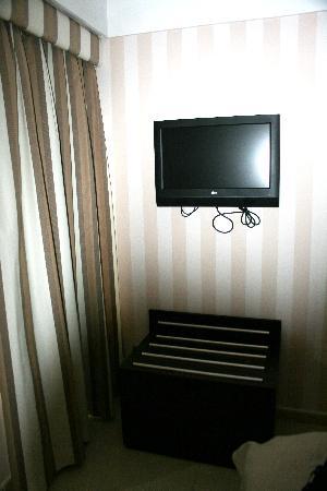 Hotel THe Corralejo Beach: window in bedroom