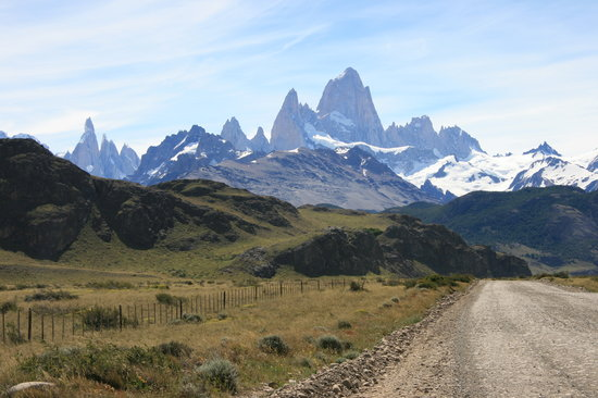 Things To Do in Laguna Torre, Restaurants in Laguna Torre