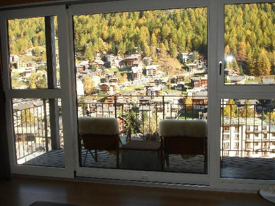 The Omnia : Omnia Room Balcony