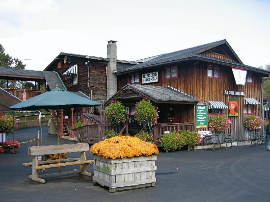 Fly Creek Cider Mill & Orchard: Fly Creek Cider Mill gift shop