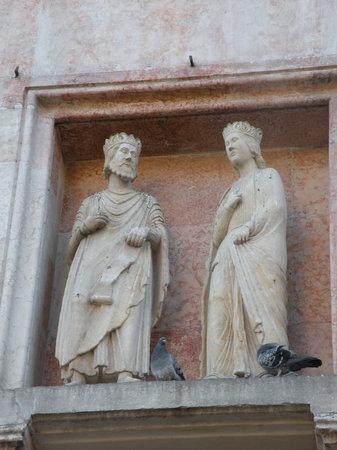 Πάρμα, Ιταλία: Battistero dettaglio