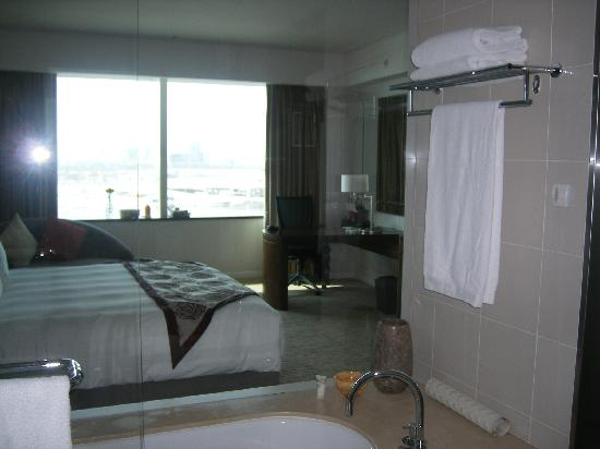 Crowne Plaza Dubai Festival City: Hotel Room